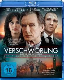 Die Verschwörung 3: Gnadenlose Jagd (Blu-ray), Blu-ray Disc