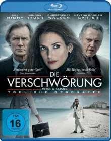 Die Verschwörung 2: Tödliche Geschäfte (Blu-ray), DVD