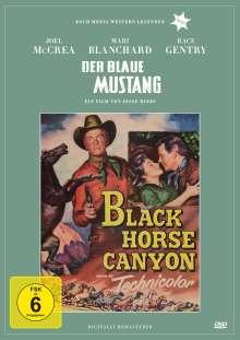 Der blaue Mustang, DVD