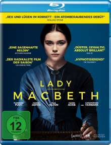 Lady Macbeth (Blu-ray), Blu-ray Disc