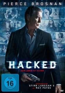 Hacked, DVD