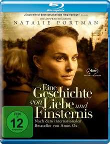 Eine Geschichte von Liebe und Finsternis (Blu-ray), Blu-ray Disc