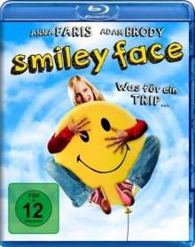 Smiley Face (Blu-ray), Blu-ray Disc