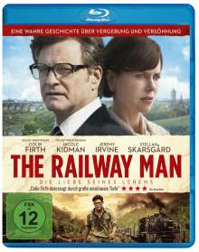 The Railway Man - Die Liebe seines Lebens (Blu-ray), Blu-ray Disc