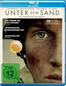Unter dem Sand (Blu-ray), Blu-ray Disc