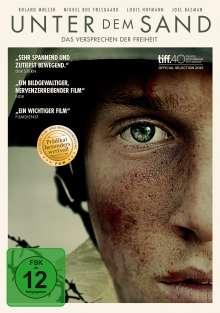 Unter dem Sand (2015), DVD