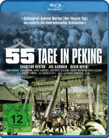 55 Tage in Peking (Blu-ray), Blu-ray Disc
