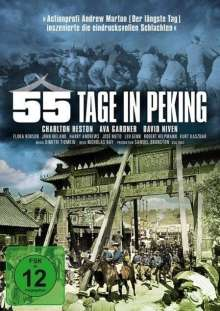 55 Tage in Peking, DVD