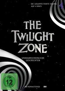 The Twilight Zone Season 4 (OmU), 6 DVDs
