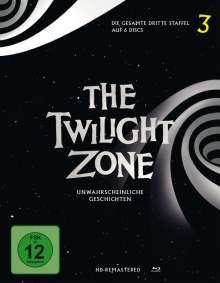 The Twilight Zone Season 3 (Blu-ray), 6 Blu-ray Discs