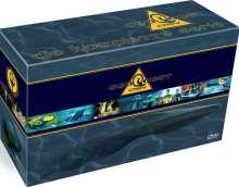 SeaQuest DSV (Komplette Serie), 17 DVDs
