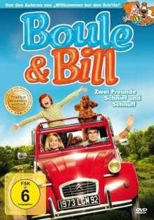 Boule & Bill, DVD