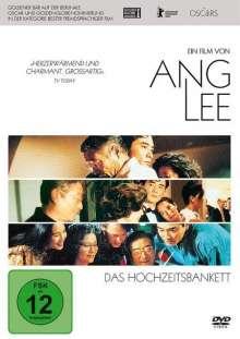 Das Hochzeitsbankett, DVD