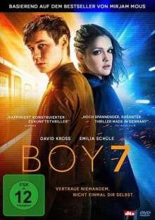 Boy 7, DVD