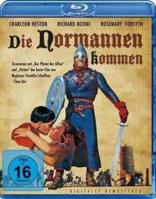 Die Normannen kommen (Blu-ray), Blu-ray Disc