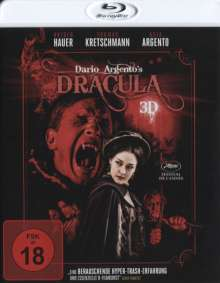Dario Argentos Dracula (3D Blu-ray), Blu-ray Disc