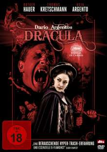 Dario Argentos Dracula, DVD