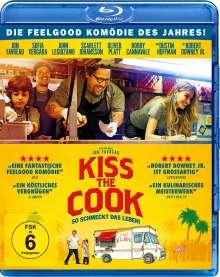 Kiss The Cook (Blu-ray), Blu-ray Disc