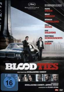 Blood Ties, DVD