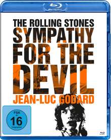 The Rolling Stones: Sympathy For The Devil (OmU) (Blu-ray), Blu-ray Disc