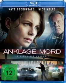 Anklage: Mord - Im Namen der Wahrheit (Blu-ray), Blu-ray Disc