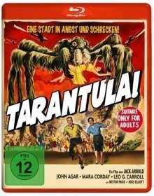 Tarantula (Blu-ray), Blu-ray Disc