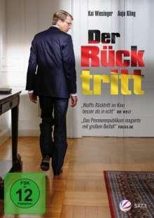 Der Rücktritt, DVD