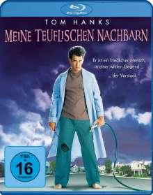 Meine teuflischen Nachbarn (Blu-ray), Blu-ray Disc