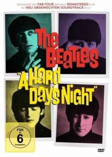 A Hard Day's Night, DVD