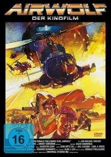 Airwolf - Der Kinofilm, DVD