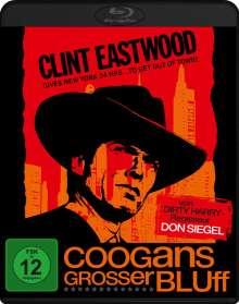 Coogans großer Bluff (Blu-ray), Blu-ray Disc