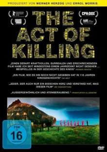 The Act of Killing (OmU), DVD