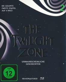 The Twilight Zone Season 2 (Blu-ray), 6 Blu-ray Discs