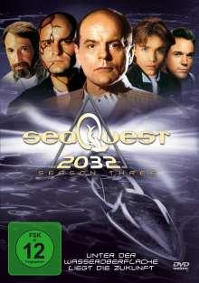 SeaQuest DSV Season 3, 4 DVDs