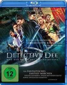Detective Dee und der Fluch des Seeungeheuers (Blu-ray), Blu-ray Disc