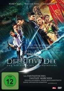 Detective Dee und der Fluch des Seeungeheuers, DVD