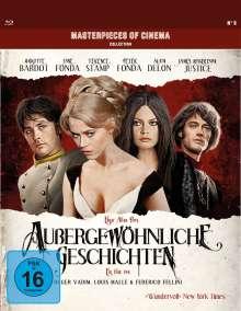 Außergewöhnliche Geschichten (Blu-ray), Blu-ray Disc