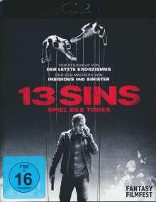 13 Sins (Blu-ray), Blu-ray Disc