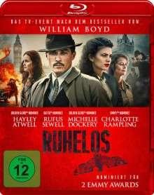 Ruhelos (Blu-ray), Blu-ray Disc