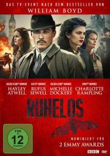 Ruhelos, DVD
