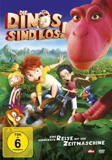 Die Dinos sind los!, DVD