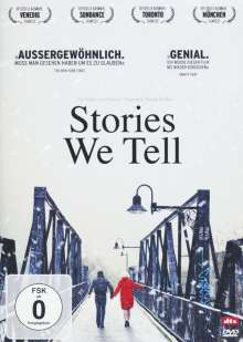 Stories We Tell, DVD