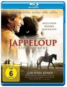 Jappeloup (Blu-ray), Blu-ray Disc