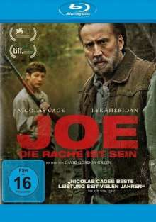 Joe (Blu-ray), Blu-ray Disc