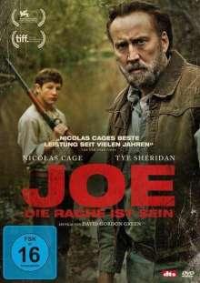 Joe, DVD