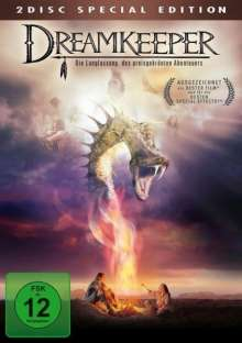 Dreamkeeper (Special Edition), 2 DVDs