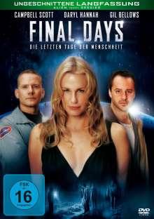 Final Days, DVD