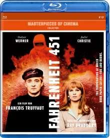 Fahrenheit 451 (1966) (Blu-ray), Blu-ray Disc