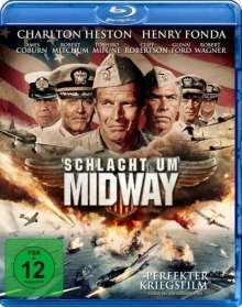 Schlacht um Midway (Blu-ray), Blu-ray Disc
