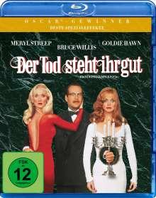 Der Tod steht ihr gut (Blu-ray), Blu-ray Disc
